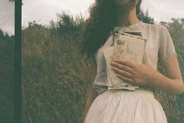 письма девушка